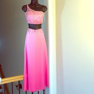 Dresses & Skirts - ALYCE sz 8 shortened gown formal dress cruise prom